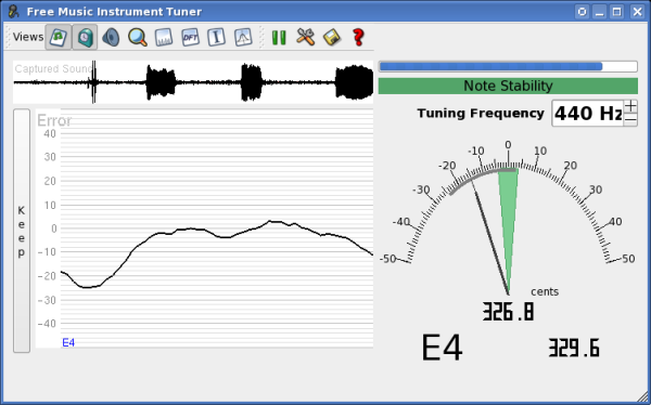 Online Tuner | flutetunes.com